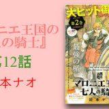 「マロニエ王国の七人の騎士 3巻」ネタバレ12話 感想