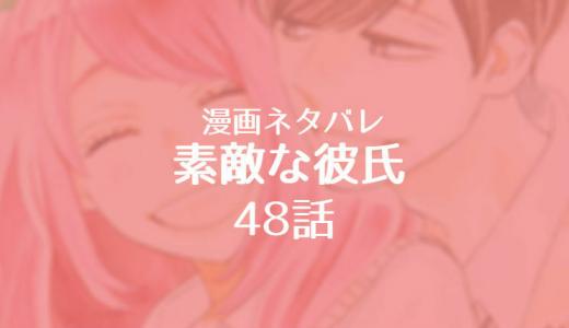 ネタバレ感想「素敵な彼氏」第48話 12巻